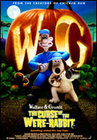 "[""Wallace & Gromit in The Curse of The Ware-Rabbit"" poster art]"
