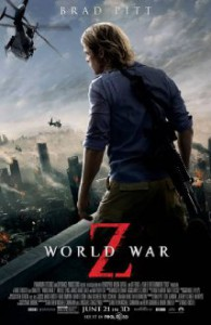"[Movie poster: ""World War Z""]"
